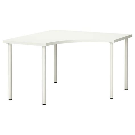 Linnmon Corner Desk Depth by Linnmon Adils Corner Table White