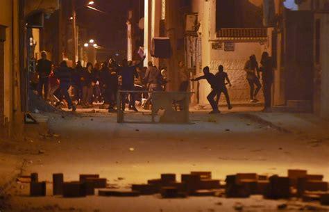tunisie 778 personnes arr 234 t 233 es au cours des trois derni 232 res nuits
