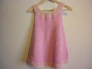 tricoter une robe 4 ans With tuto robe fille 4 ans
