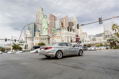 Bmw Las Vegas by Bmw At The Consumer Electronics Show Ces 2017 In Las