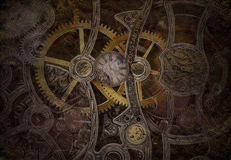 steampunk hd wallpaper background image  id