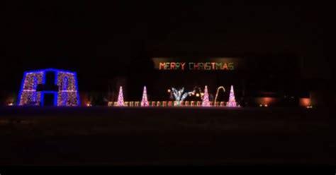 cadger dubstep christmas light show christmas light show