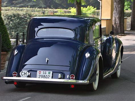 Lagonda Lg6 Saloon 1939 Photos Photogallery With 3