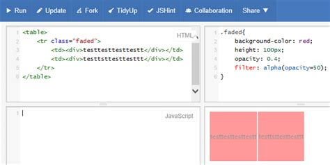 html css opacity  working   stack overflow