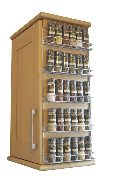 The Range Spice Rack by Spice Rack From The Avonstar Classic Range