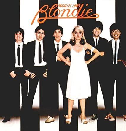 blondie parallel lines vinyl amazoncom