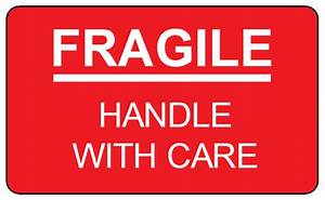 Dawn Reader: Fragile--Handle with Care