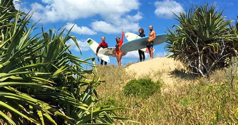Australia Surf Package Mad Monkey Backpackers