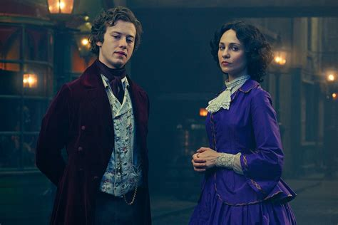 Dickensian: meet the cast of the BBC's Avengers-style Charles Dickens universe ...