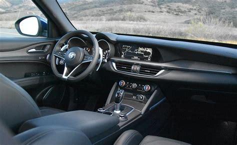 2018 Alfa Romeo Stelvio First Drive Review