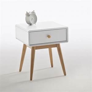Ikea Table De Nuit : chevet jimi la redoute interieurs la redoute ~ Teatrodelosmanantiales.com Idées de Décoration