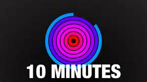 10 Minute Countdown Radial Timer with Beeps - YouTube