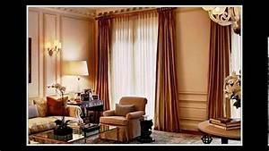 Wohnzimmer Bilder Modern : gardinen ideen wohnzimmer modern youtube ~ Michelbontemps.com Haus und Dekorationen