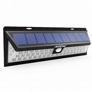 Lampe Exterieur Solaire : lampe solaire ext rieure tanche spot exterieur d tecteur ~ Edinachiropracticcenter.com Idées de Décoration