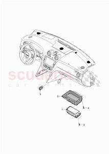 Bentley Bentayga  2015   Passenger Airbag Unit Parts