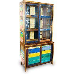 sliding door china cabinet ecologica furniture reclaimed wood sliding door china cabinet