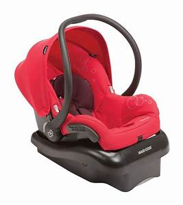 Maxi Cosi Babyeinsatz : maxi cosi mico nxt infant car seat intense red ~ Kayakingforconservation.com Haus und Dekorationen