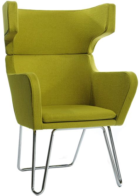 alan green living room chair green lounge chair