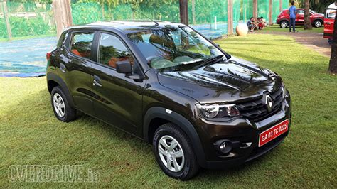 2015 Renault Kwid First Drive Review (india