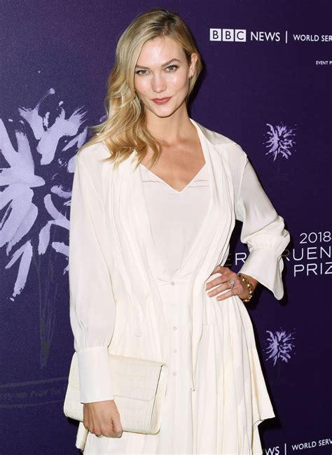 Karlie Kloss Berggruen Prize Gala New York