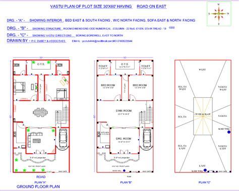 Vastu Plan For Residential House