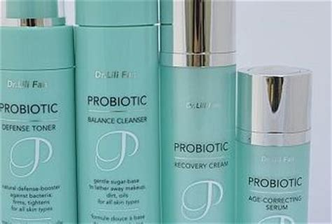 dr lili fan probiotic recovery cream reviews dr lili fan probiotics outstanding bioative delivery
