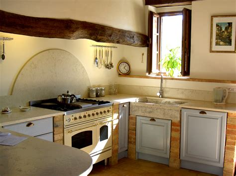Creating Beautiful Small Kitchen Design With Lamps And