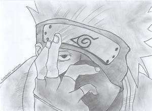 Kakashi Hatake - Freehand Sketch by TAyukii on DeviantArt