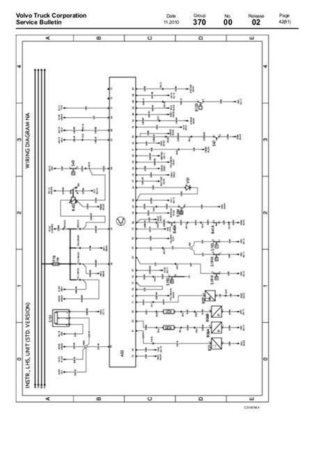 Volvo Vnl Fuse Diagram by Volvo Wiring Diagram Vm