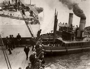 Vintage  Titanic Before Its Sinking In 1912