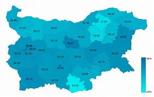 File:Map Bulgaria parliamentary election 2014 votes GERB ...