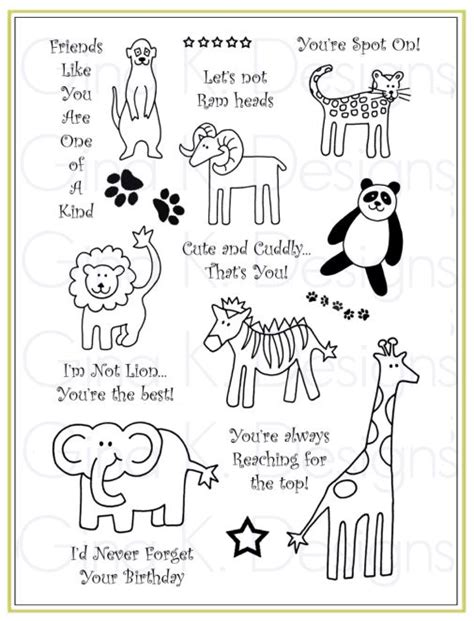 draw animals handout substitute ideas pinterest