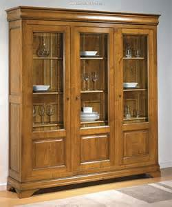 Porte De Meuble : biblioth que merisier armoire biblioth que meuble de rangement biblioth que vitrine biblioth que ~ Teatrodelosmanantiales.com Idées de Décoration