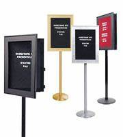letter board display stands changeable letter boards With letter board stand