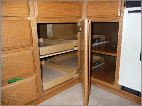 blind corner cabinet solutions blind corner cabi solutions diy best home design ideas