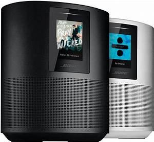 Bluetooth Lautsprecher App : bose home speaker 500 sprachgesteuerter lautsprecher bluetooth wlan wifi app steuerung ~ Yasmunasinghe.com Haus und Dekorationen