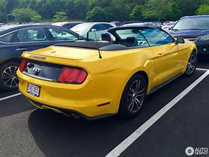 Ford Mustang GT Convertible 2015 - 10 July 2016 - Autogespot