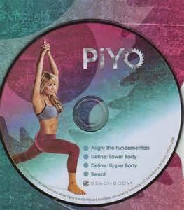 The Fundamentals Piyo Align Disc 1