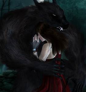 Guard me, Werewolf by Tigertatze on DeviantArt