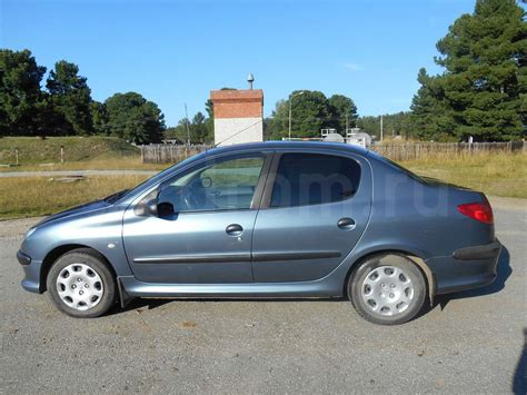 2007 Peugeot 206 Sedan Pictures Information And Specs