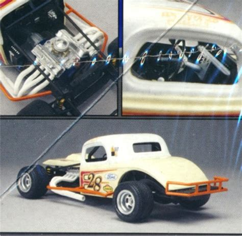 ford early modified racer  fs