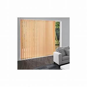 Store à Lamelles Verticales : stores lamelles verticales lamelles verticales tamisant ~ Premium-room.com Idées de Décoration