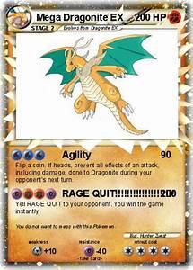 Pokémon Mega Dragonite EX 6 6 - Agility - My Pokemon Card