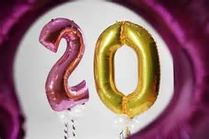 sprüche 20 geburtstag 20 geburtstag feiern ideen