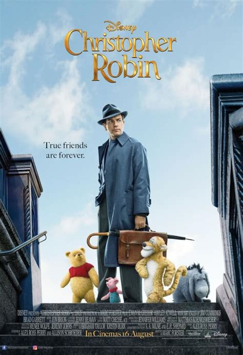 Christopher Robin (2018) Showtimes, Tickets & Reviews