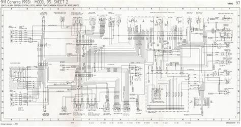 porsche 944 alarm wiring diagram wiring library