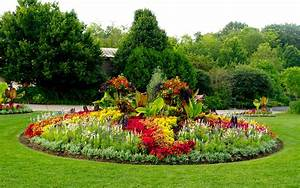 Beautiful Colorful Gardens HD Wallpapers