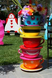 Alice in Wonderland Mad Hatter Tea Party