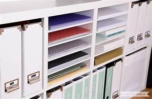 Ikea Kinderzimmer Aufbewahrung : aufbewahrung f r scrapbooking papier und washi tape ikea ~ Michelbontemps.com Haus und Dekorationen