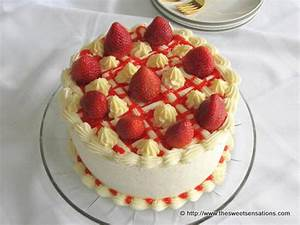 Strawberry cheesecake layer cake Archives - Sweet Sensations